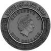 KALACHAKRA MANDALA  2 Oz Silver Ultra  High relief Coin $5 Niue 2019