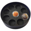 Solar System - SUN 1 Oz Silver Proof Dome shaped Color Coin 2020 USA