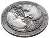 KAMA SUTRA – Moments of Love 3 oz Silver High Relief Coin 2019 Cameroon