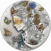 NASTASIYA Dark Beauties Silver Coin 2$ Niue 2020