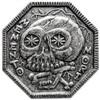 MEMENTO MORI -MEMENTO VIVERE Silver Coin
