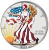 SILVER EAGLE - Save the World 4 x 1 oz Four Season Set silver coins   2020 USA