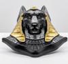 ANUBIS BUST Shaped - Egypt god 3 Oz Silver Coin 20$ Palau 2020
