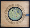 THE KISS by Gustav Klimt Puzzle Art 3 oz Silver Coin Cameroon 2020