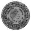 I LOVE YOU Heart 2 oz Silver Coin with SWAROVSKI insert Niue 2020