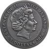 EL DORADO Warriors 2 Oz Silver Coin Niue 2020