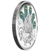2016 Canada - Celebration of Love - $10 Silver Coin with Swarovski Crystals