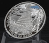Tower of Babel - Biblical Stories Silver Proof Coin 2$ Palau 2016