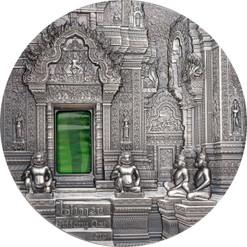 TIFFANY ART Kmer 2 Oz Silver Coin 10$ Palau 2019