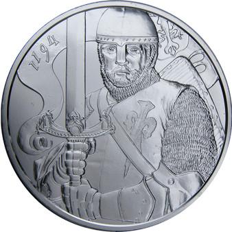 2019 Austria 825th Anniversary of Leopold Duke Leopold V. 1 oz Silver coin
