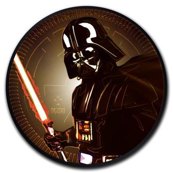 STAR WARS Darth Vader 1 oz Silver Color Coin Niue 2019