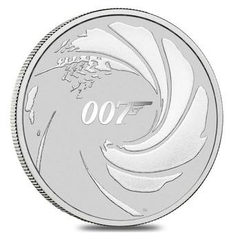 JAMES BOND 007™ - 1 oz Premium bullion coin Tuvalu 2020