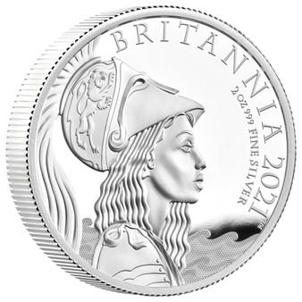 The Britannia 1 oz Premium Exclusive Coin 2021 UK