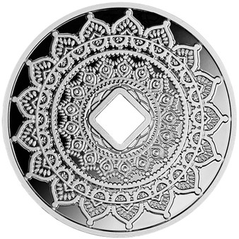 DREAMCATCHER Silver Coin 500 Francs Cameroon 2021