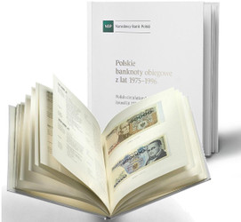 Polish Set of 23 Circulation Banknotes 1975-1996 UNC in Album