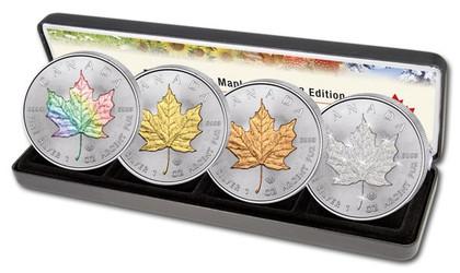 5 $ Maple Leaf Four Seasons 2014