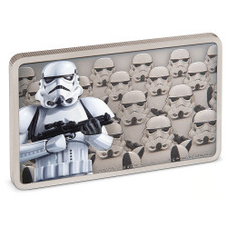 STORMTROOPER Guards Of The Empire 1 oz Silver Coin Niue 2020