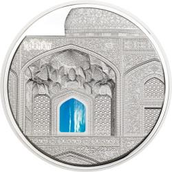 TIFFANY ART Isfahan 3 oz Silver Proof Coin $20 Palau 2020