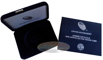U.S. Mint Presentation Box