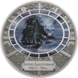 Flying Dutchmen - Silver Coin 2016 Cook Islands