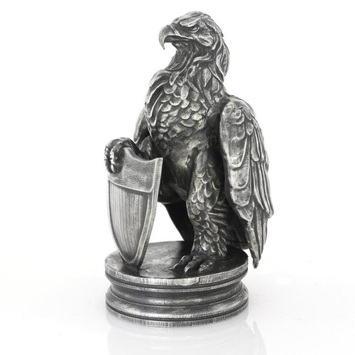 The Silver Eagle 3D STATUE –12 TROY OZ SOLID SILVER