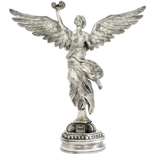 The Libertad– 3D STATUE –12 Troy oz solid Silver with Serial Number