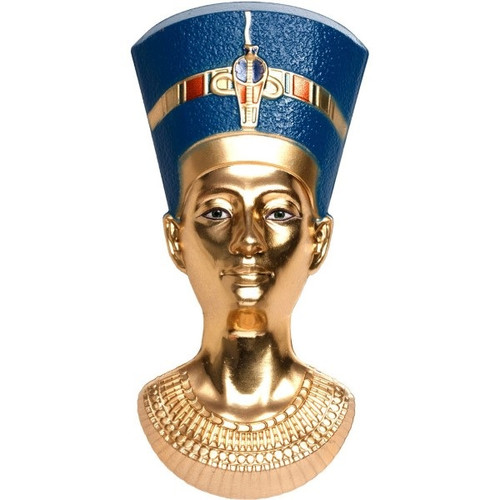 NEFERTITI BUST Shaped 3 Oz Silver Coin 20$ Palau 2019
