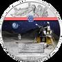 LUNAR MODULE - 50th. ANN. MOON LANDING 1 oz Silver Eagle Coin 2019 USA