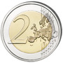 Colored Coin 2 EURO