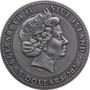 EL DORADO Warriors 2 Oz Silver Coin Niue 2020
