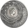 STEAMPUNK   3 oz Silver  Ultra High Relief Coin $20 Cook Islands 2020
