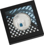 TIFFANY ART Isfahan 3 oz Silver Proof Coin $20 Palau 2020