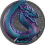 FAFNIR GEMINUS - Chameleon -2020 5 Mark 2 oz Silver Round