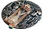 MEMENTO MORI  2 oz Silver Coin Hourglass inserts Cameroon 2020