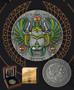 AMBER SCARABAEUS 2 oz Silver Coin $5 Niue 2020