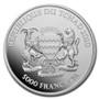 BUFFALO MANDALA 1 oz Premium Silver Coin Chad 2020