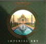 INDIA Imperial Art 2 oz Silver Coin with Agate insert  Niue 2020