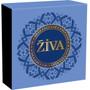 ZIVA Goddesses of Health 50 g Silver Coin Ghana 2021
