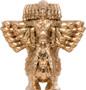 RAVANA Kings of Demons 3 oz Silver Shaped Coin $20 Cook Islands 2021