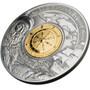 FERDINAND MAGELLAN 500th Anniversary 3 Oz Silver Coin 5$ Barbados 2021