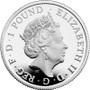 BRITANNIA 6 Coins Silver Proof Set 2021 UK