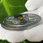 BASTET - EGYPTIAN SYMBOLS II 3 oz Gilded Silver Coin Palau 2021