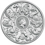 The Queen's Beasts 2 oz Brilliant Silver Coin 2021 UK Series Completer