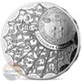 Lunar YEAR of the TIGER 1 oz Silver Proof Coin €10 France 2022