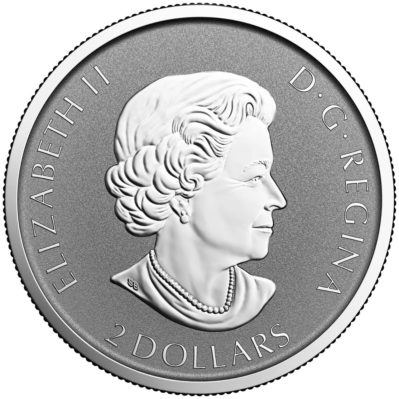 Gilded 2017 3//4 oz Canadian Big Horn Sheep Reverse Proof Coin 24K Gold Gilt