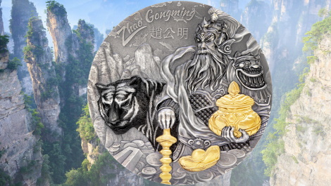 BABYLON Lost Civilizations 2 oz Silver High Relief Coin $10 Palau 2021