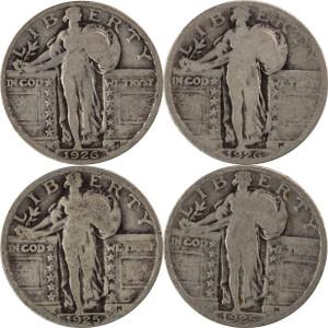 1 $1.00 1921-1935 Peace Dollar Coin Classic 90/% Silver