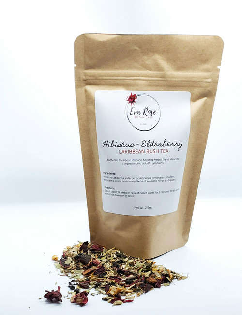Hibiscus & Elderberry Bush Tea