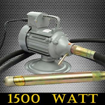 220 V 50 Hz 1500 W Vibrator za beton 6 m crijevo