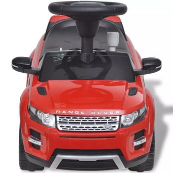 Land Rover 348 dječji autić s glazbom, crveni